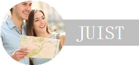 Deine Unternehmen, Dein Urlaub auf Juist Logo